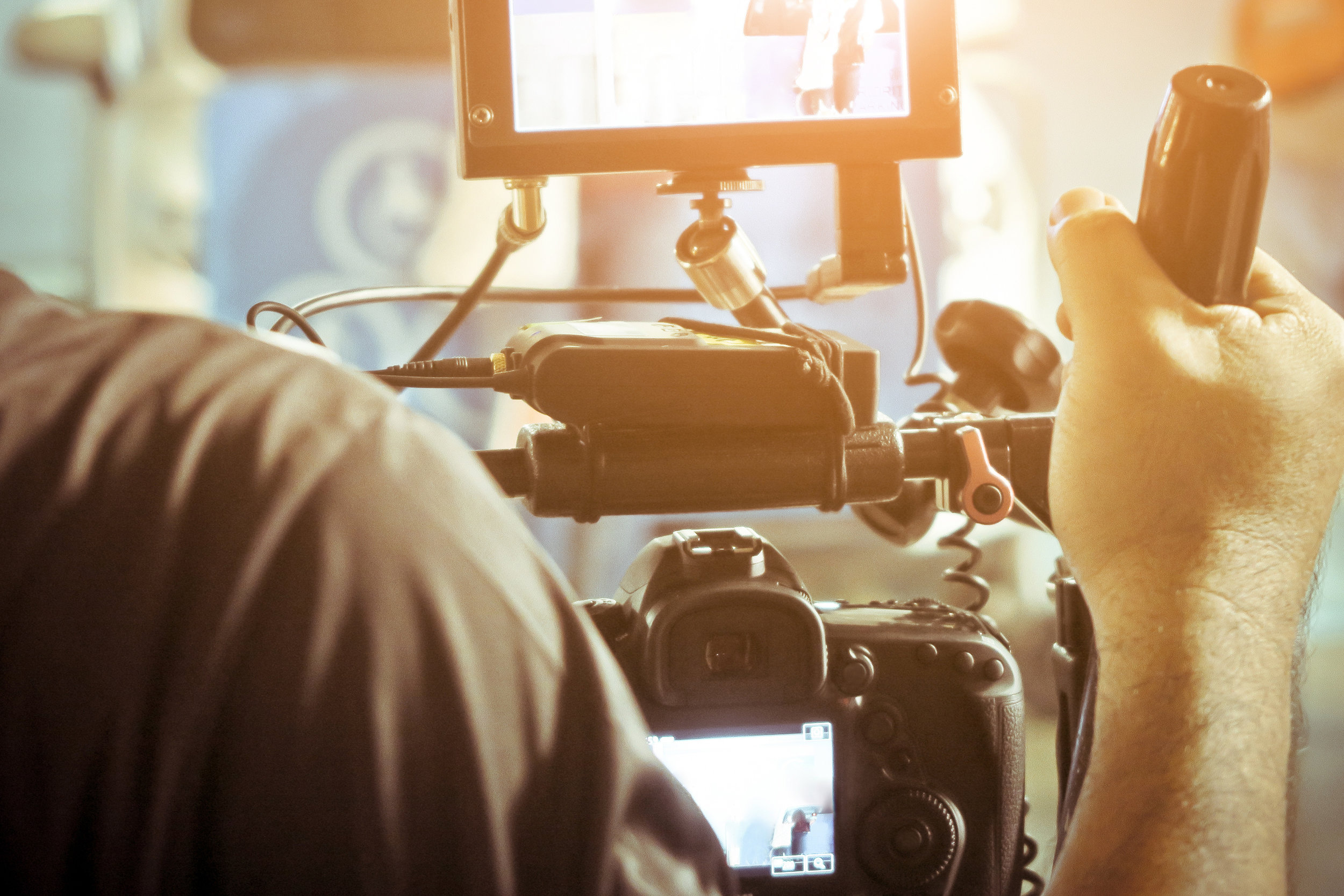Commercial Video Production: -