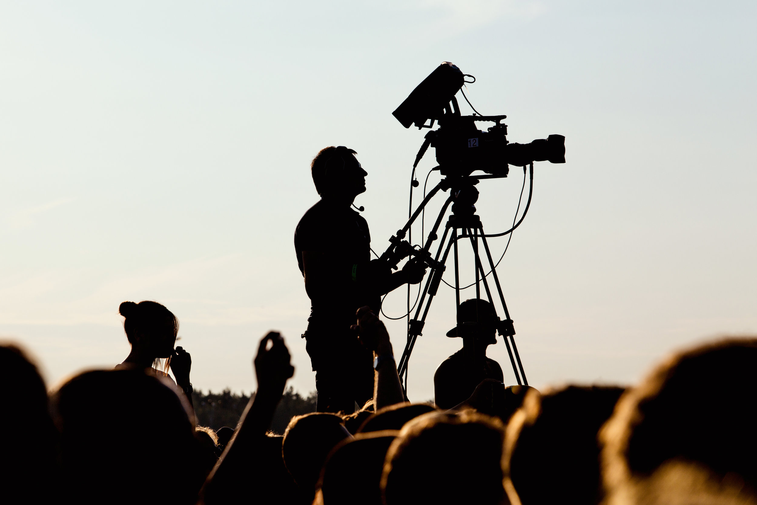 LIVE EVENT VIDEO PRODUCTION - We offer multi-camera, broadcast-quality, high definition (HD) video production to cover every aspect of your event.