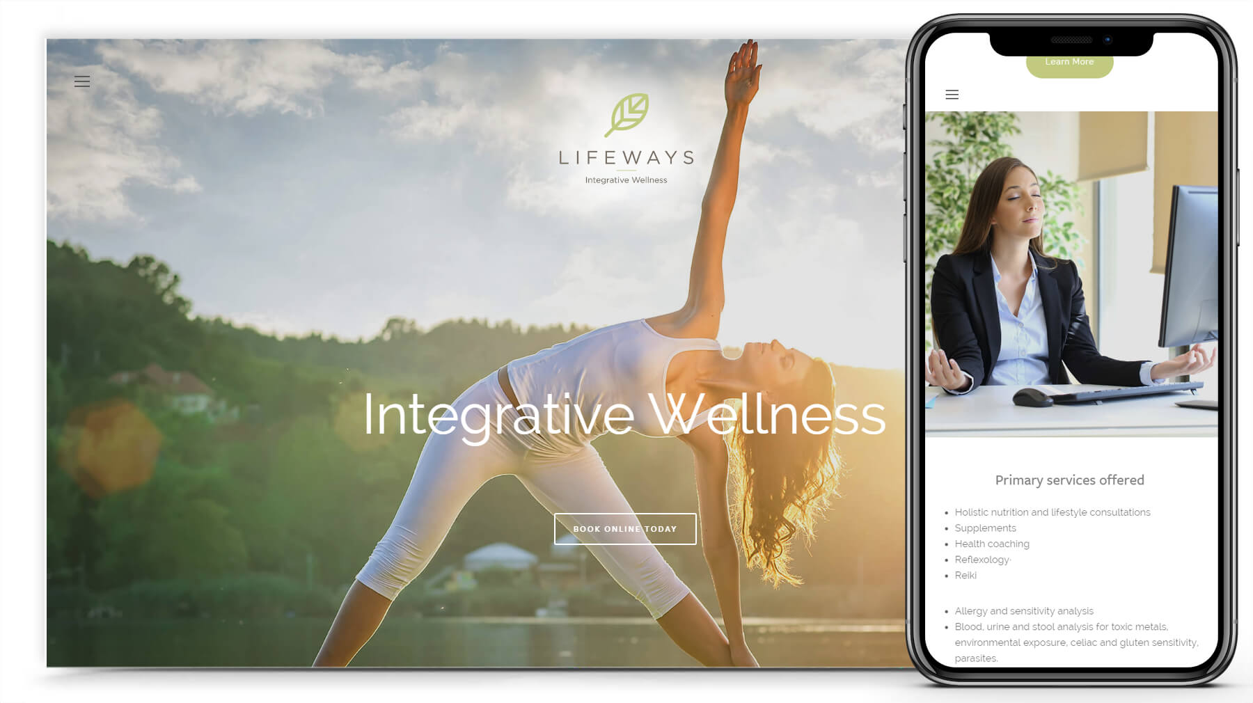 Lifeways Integrative Wellness