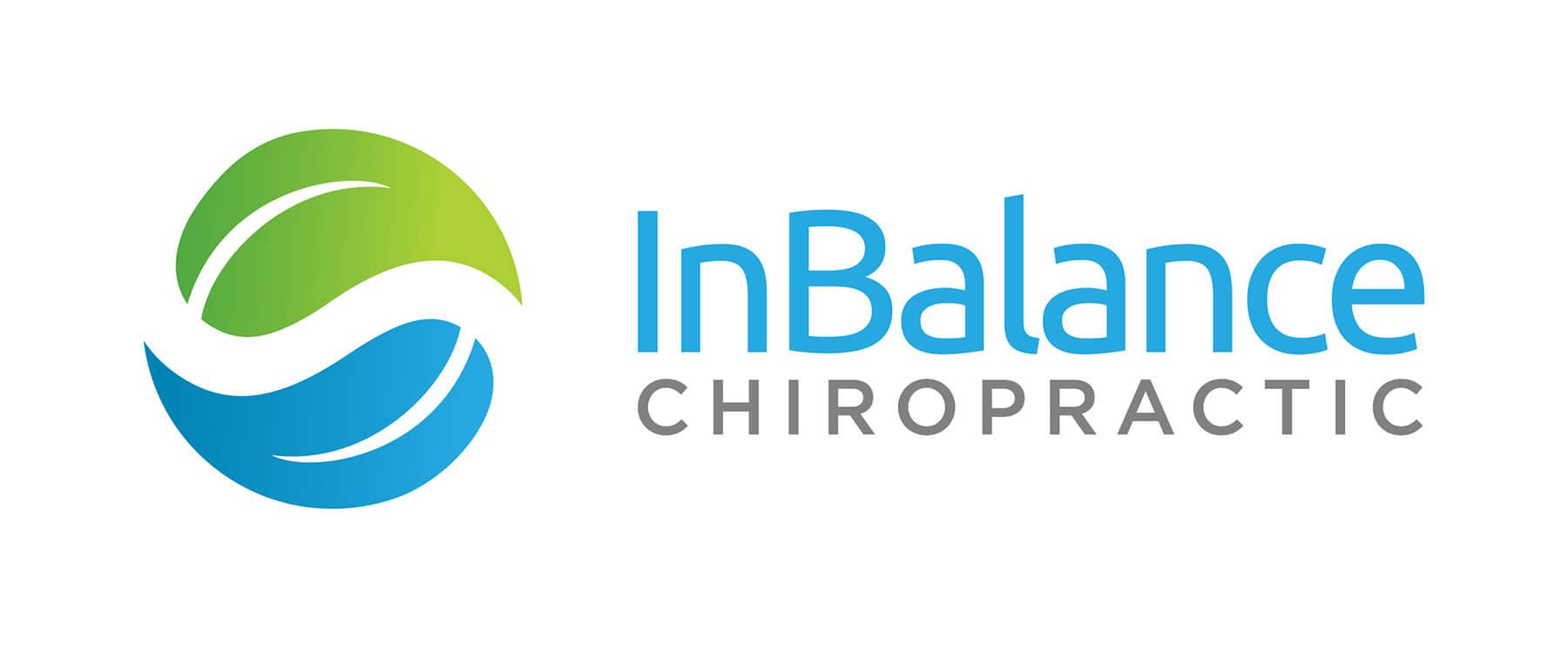 InBalance Chiropractic Logo Design