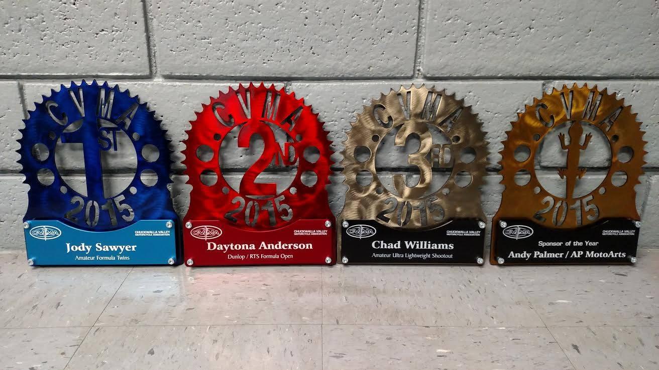 CVMA Annual Awards/Trophies