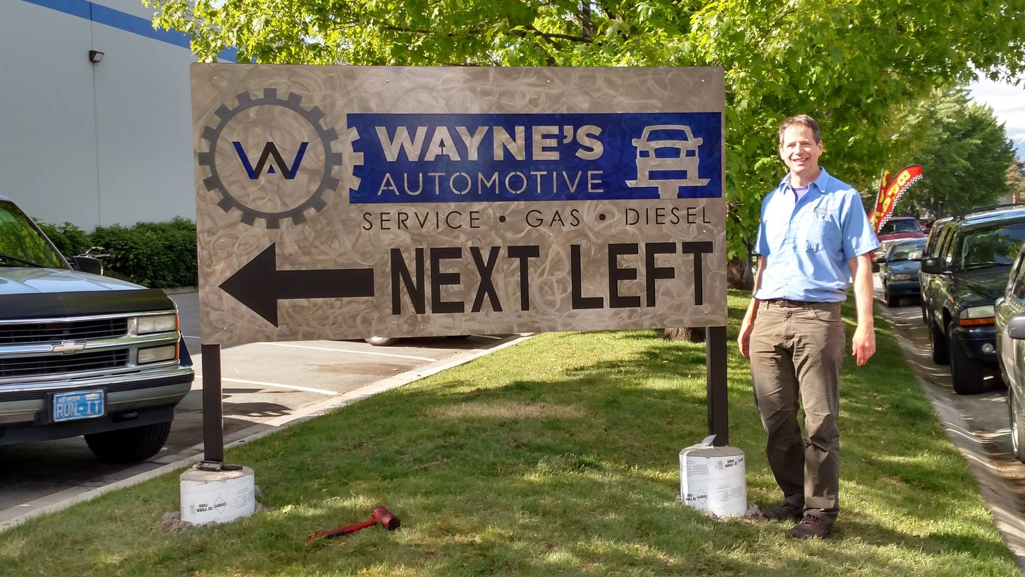 Wayne's Automotive