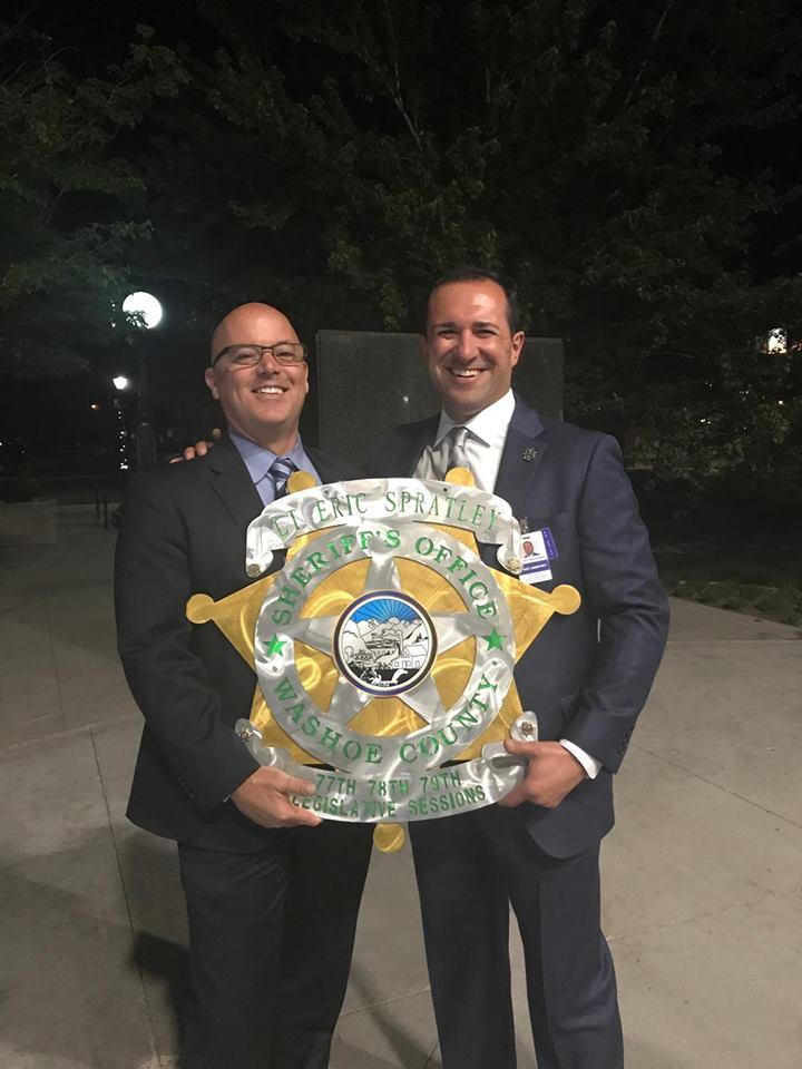 Washoe County Sheriff Badge