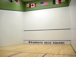 Arroyo Seco Squash Court