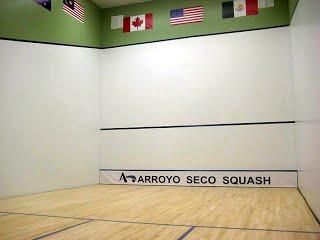 Arroyo Seco Squash Court