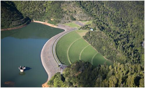 Mangatangi Dam Aerial View.png