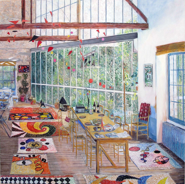 Calder's Home (Sache/France 1976) 2015