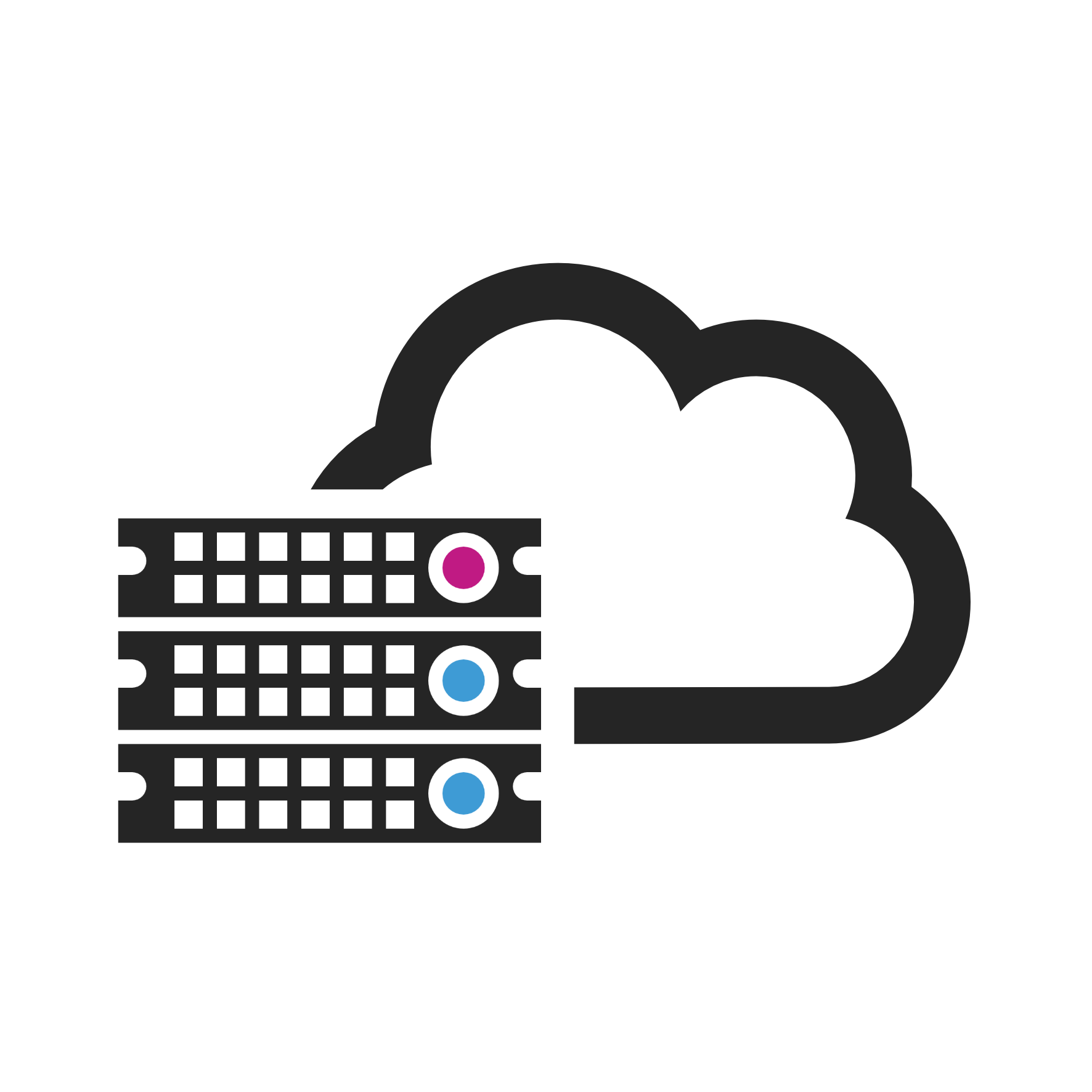 Cloud Hosted - Xavo provides the software including 3rd-level support. Customers can choose from a number of cloud providers and storage services.