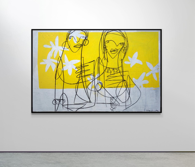 Landscape girls on yellow.jpg