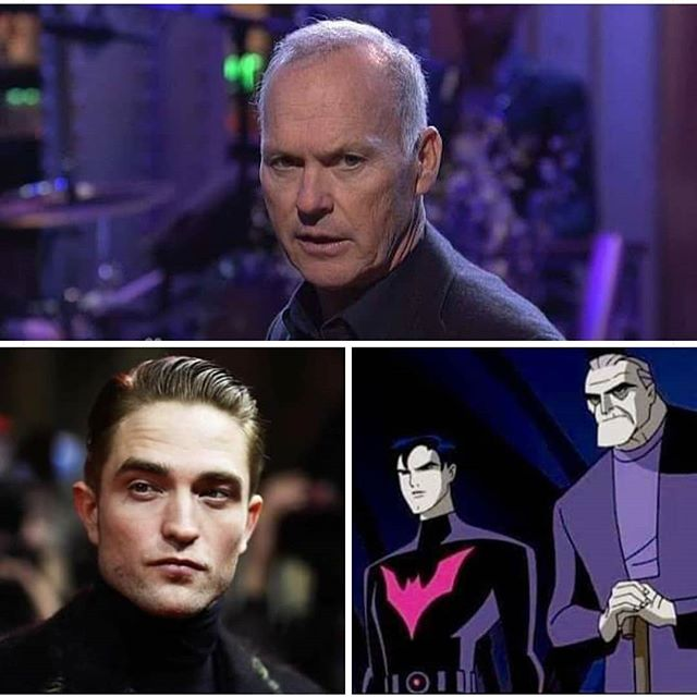 🤔🤔🤔 much yes please #Batman #robertpattinson #BatmanBeyond