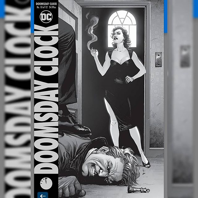 What a #NCBD, we have an XL sized list for you nerds today,  Picks R 👇 1. @thebealestbully • #DoomsdayClock  10 -  @ #geoffjohns 2. @thedaniellynn • #HeroesInCrisis 9 - @tomking_tk 3. @jonathannanney • #FantasticFour  10 •  @dan.slott 4. @edcabigao #PunkMambo 2 • @cullenbunn 5. #SheSaidDestroy 1•#JoeCorallo  Also special thanks to @lianakangas for the signature  6. #BatmanLastKnightonEarth 1 • @ssnyder1835 7. #ANGEL 1 • @bryanehill 8. #IncredibleHulk 18 • #AlEwing . . . . . . . . . . . . . . . . . . . . . . . . .  #comics #ComicBooks #Marvel #dccomics #ImageComics #valiantcomics  #boomstudios #Vault #superhero #superman #Naomi #Batman #dc