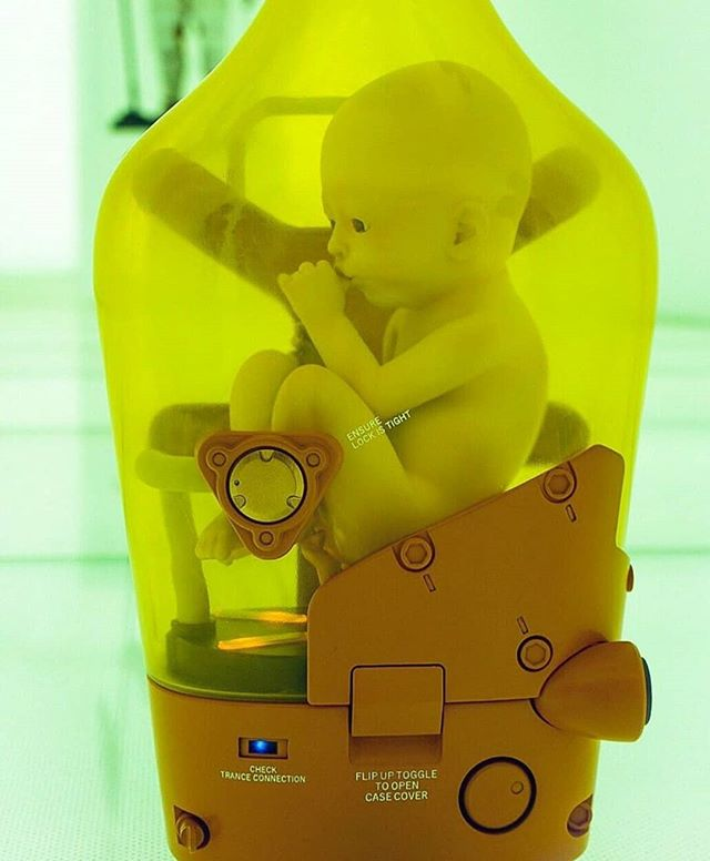 #Kojima is going to really test the merits of my marriage when I bring this home as a coffee table centerpiece #deathstranding #baby