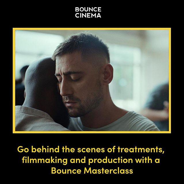 Film friends 💫 this is happening tomorrow. Free workshop @bouncecinemas Link in bio