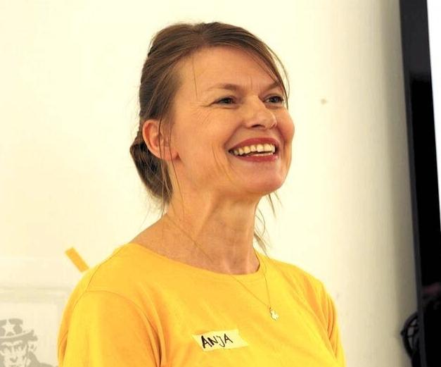 Anja Ebers - Gründerin Akanto