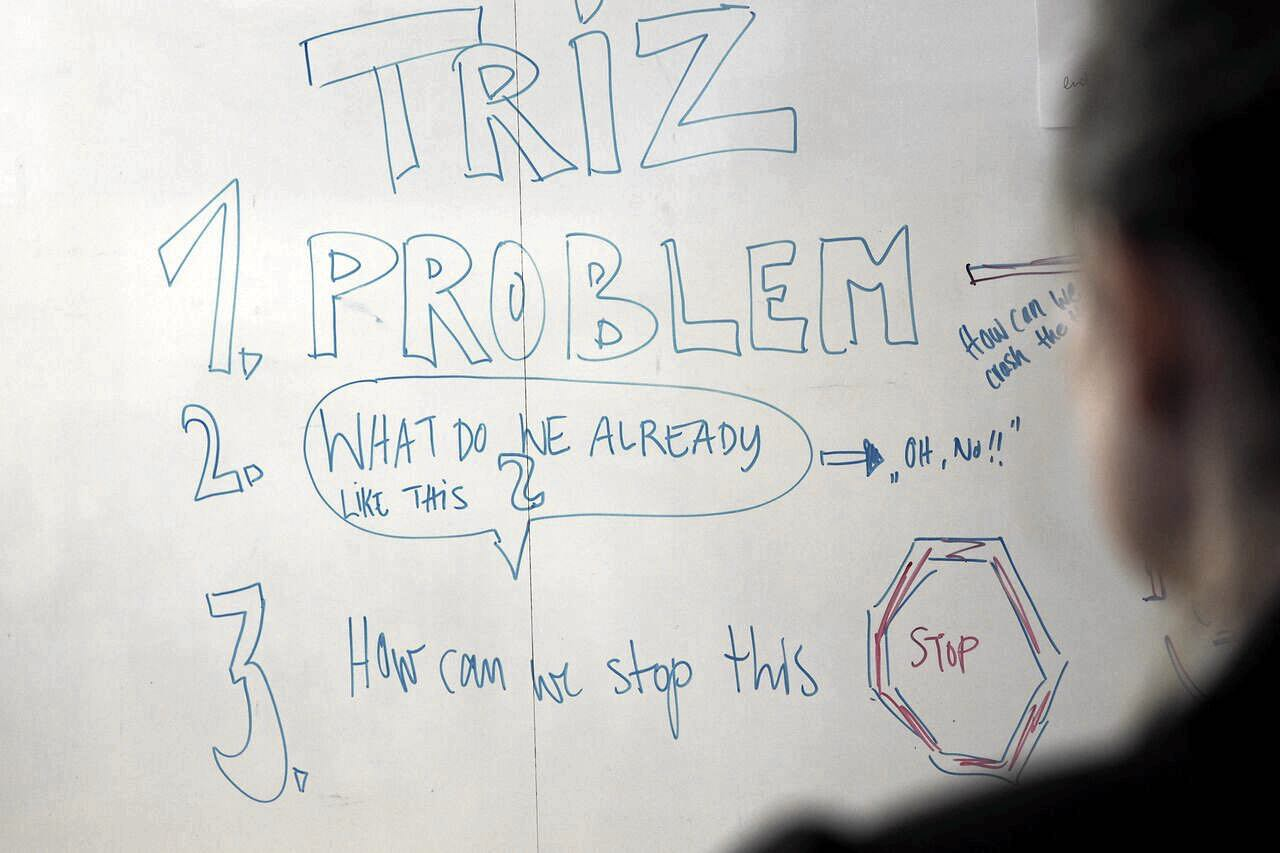 """Liberating Structure """"Triz"""""""