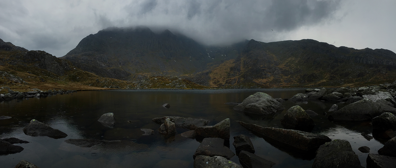 1. Snowdonia - Where King Arthur's men buried Rhitta the Giant