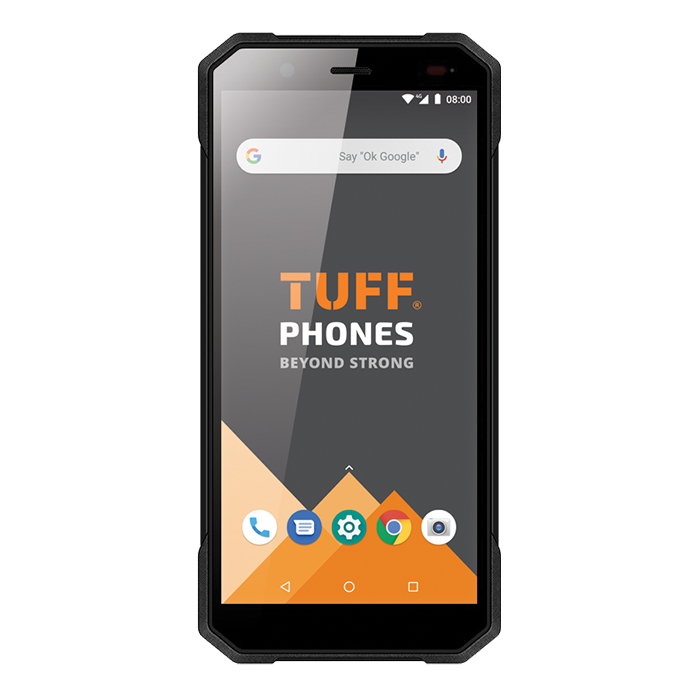 The New T500 from TUFF Phones - Take a look at the latest handset from TUFF Phones. It's rugged enough to take whatever you throw at it, with all the features you expect from a modern smartphone.