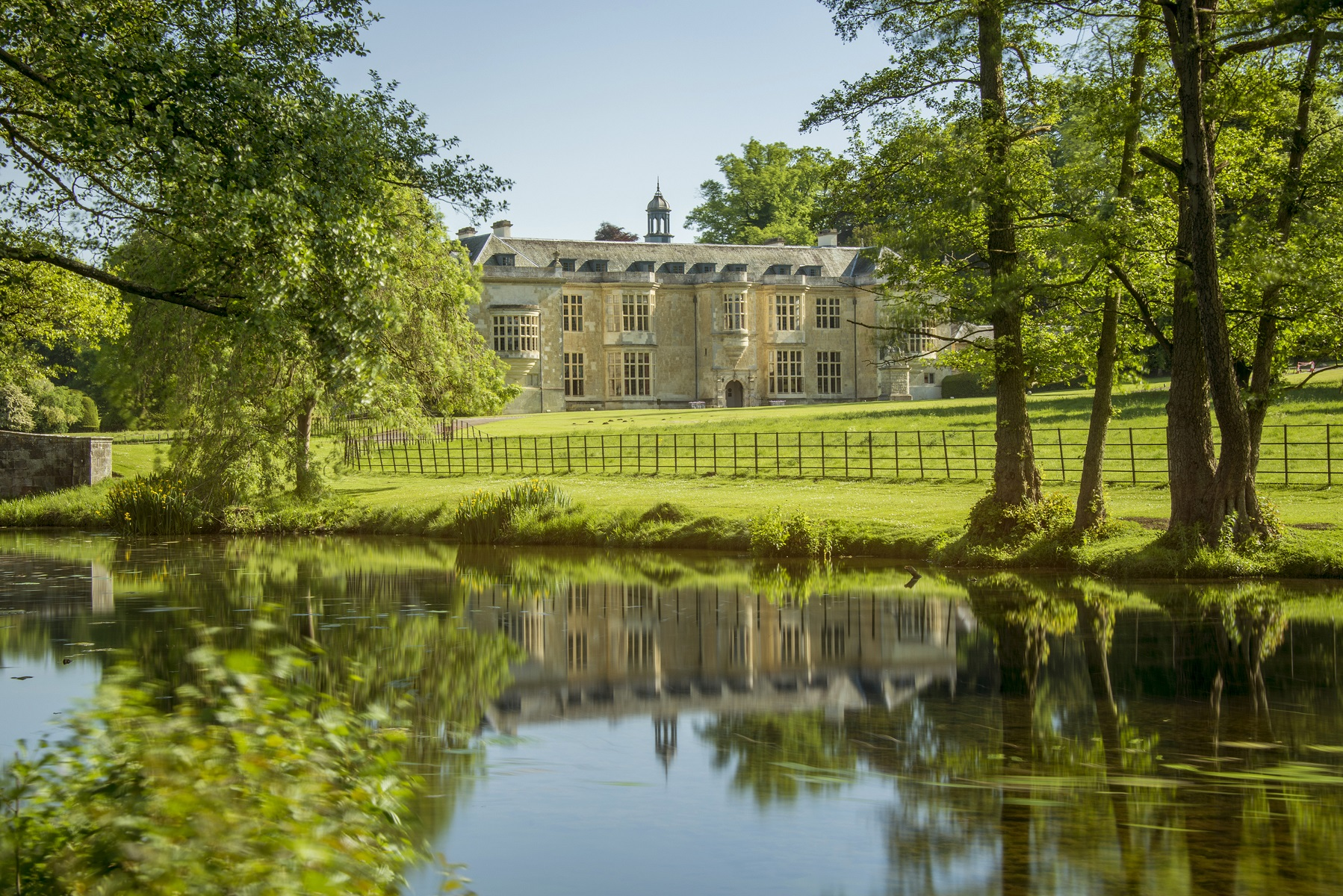 Hartwell House, the country house hotel and spa in the heart of Buckinghamshire near Aylesbury, set in over 90 acres of gardens and parkland.