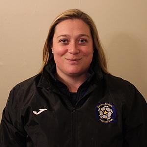 Charlotte Calland - Under 10's QJFC