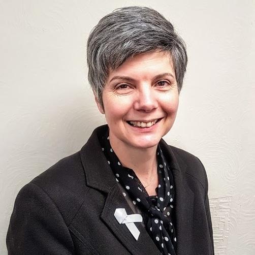 Anthea Sully   Chief Executive, White Ribbon UK