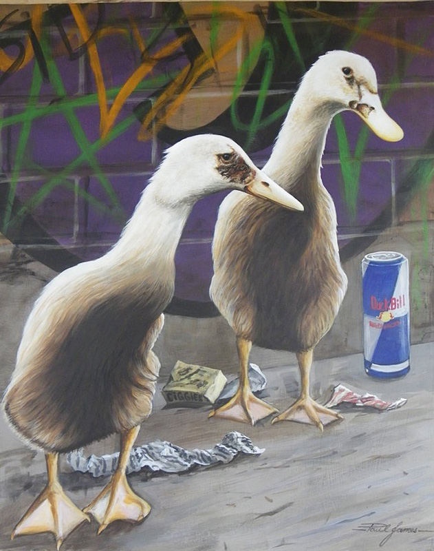 Two Urban Lads