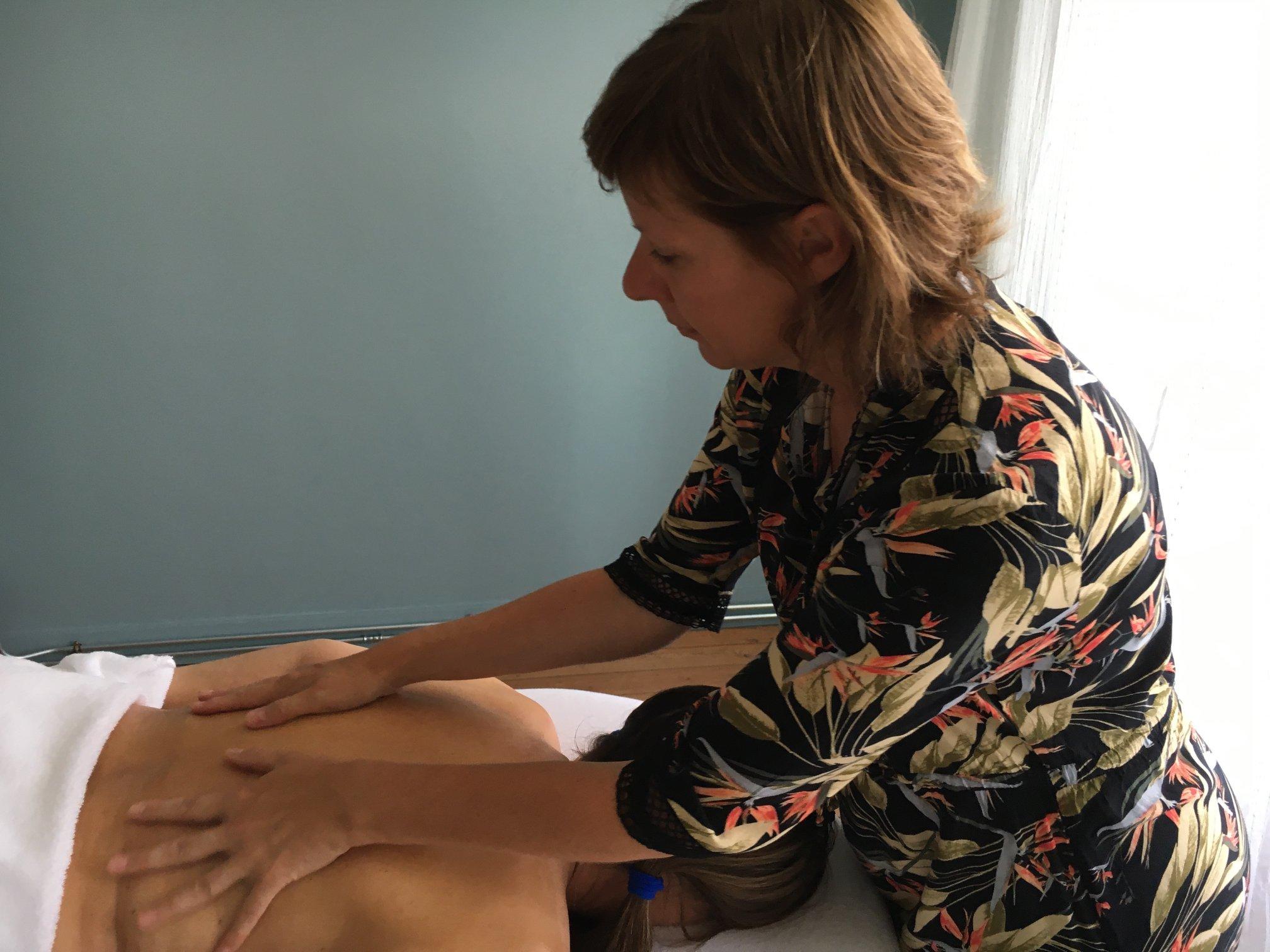 Nathalie massage