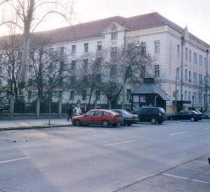 SOLD OUT - SZEGED - HOSTEL EÖTVÖS