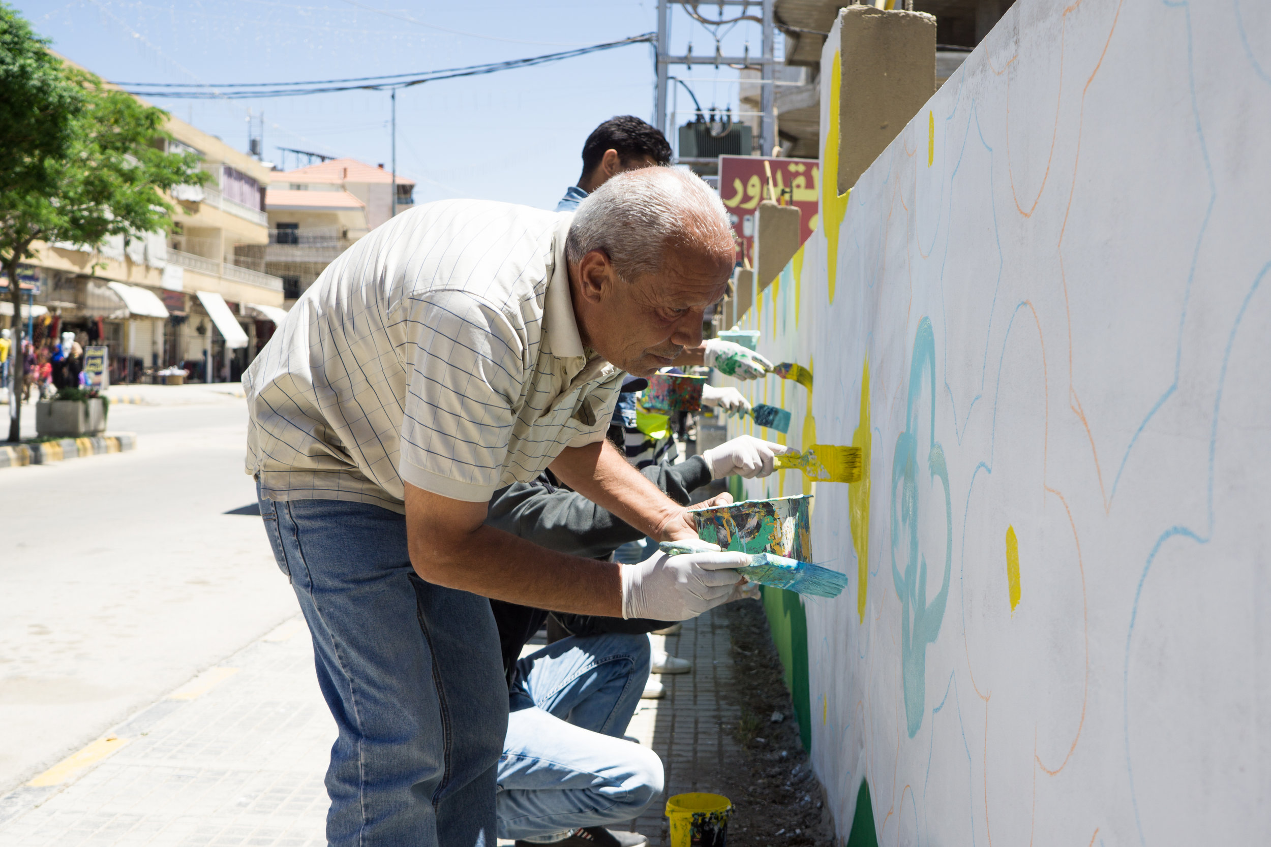 (c) CatalyticAction - mural painting