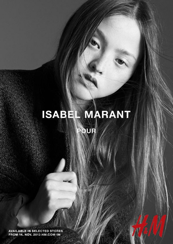 H&M Designer Collaboration  - H&M X Isabel Marant Responsibilties: Involvement in the design an development process