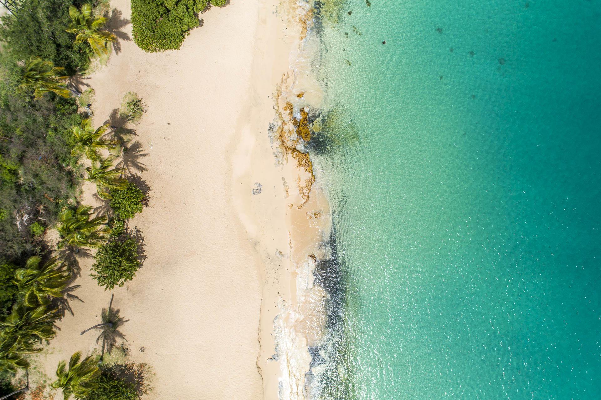 photographie aérienne par drone antilles francaises