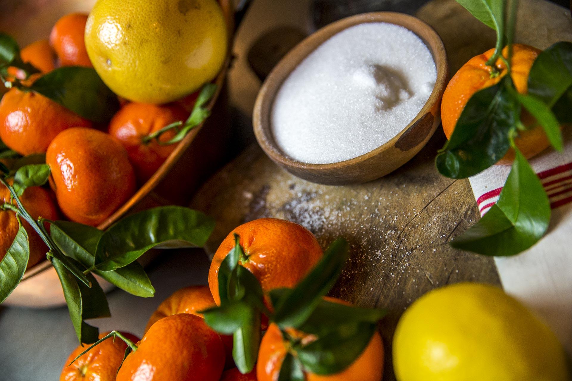 Les recettes - Marmelade d'agrumes