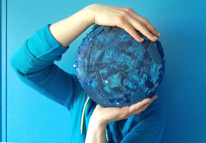Le Lady Blue   de Cendres Delort - Crédit photo : Elsa Rignault