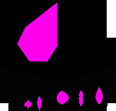 Logo for music band Machu