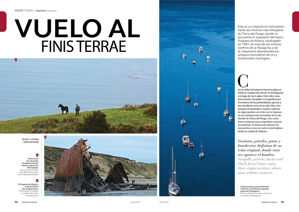 AVIANCA Inflight Magazine