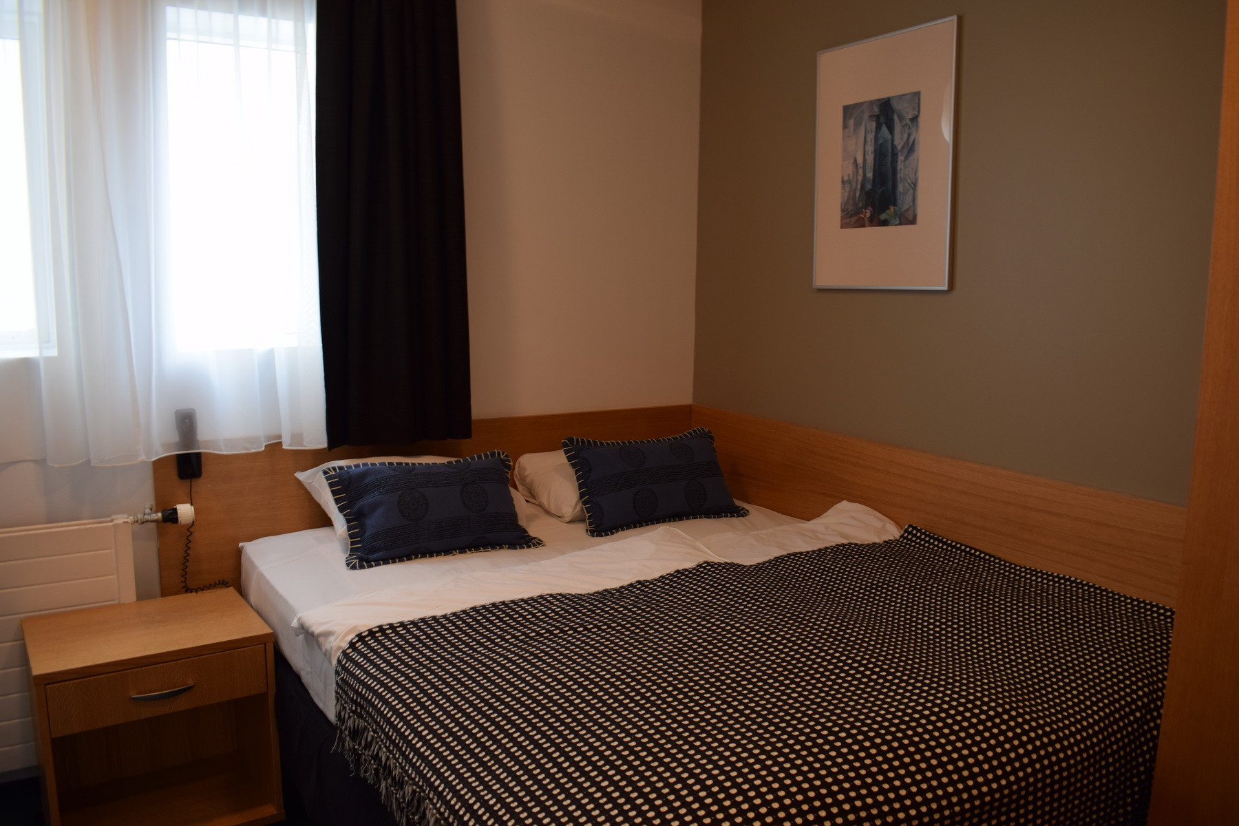 cozy and nice -