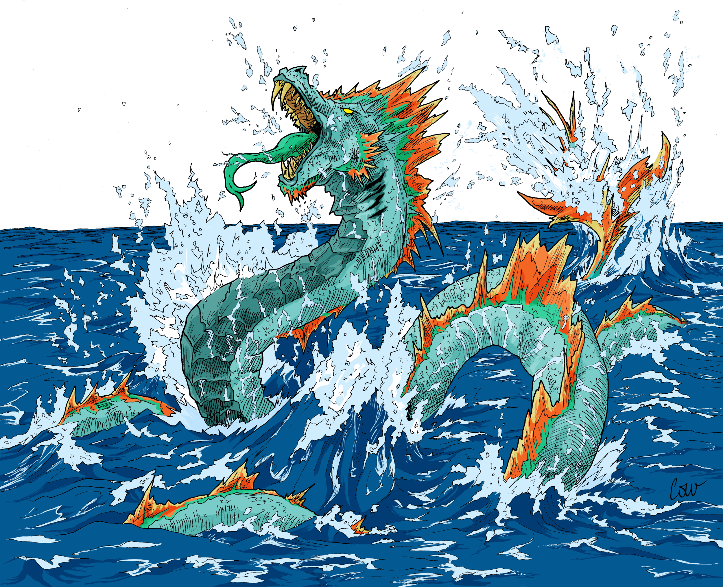 Sea Serpent