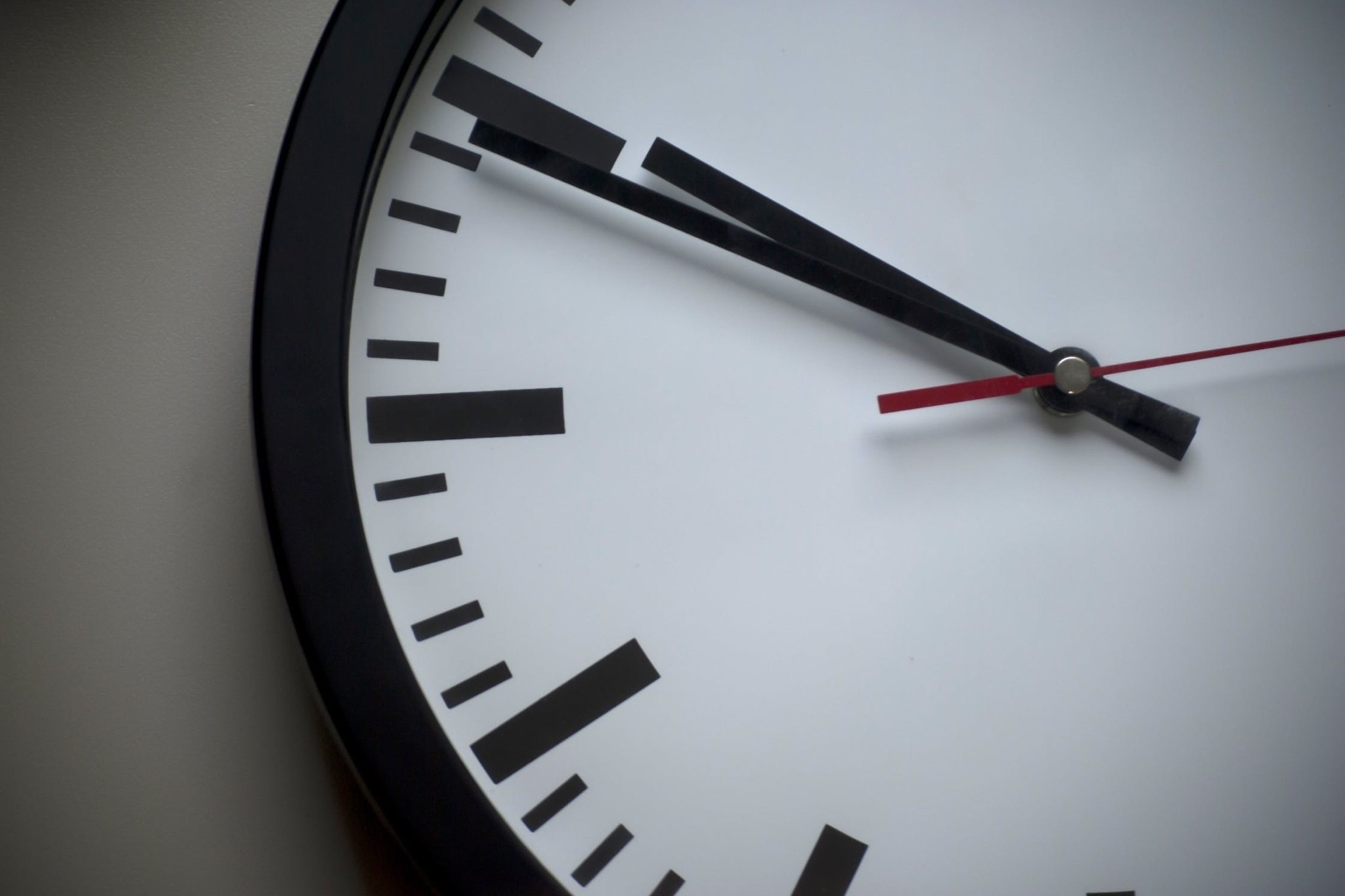 Time is of the essence, and we make sure that every moment counts.