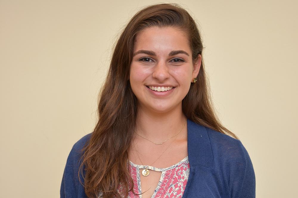 Julia Lesnick, PRYDE Scholar