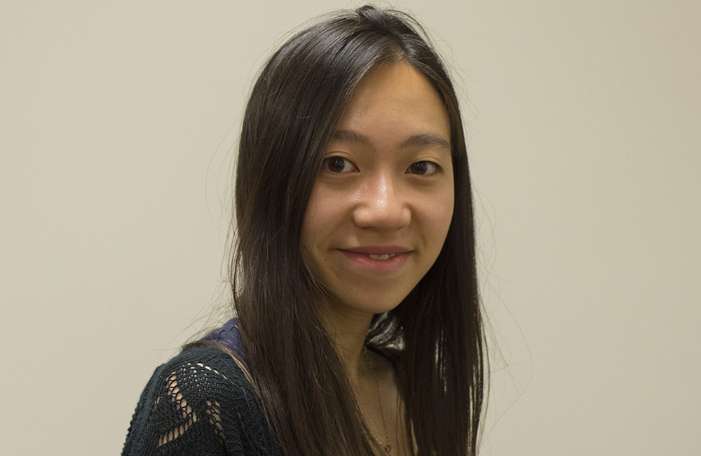 Rebecca Li, PRYDE Scholar