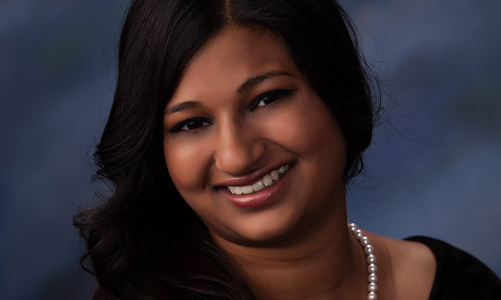 Elena Gupta, PRYDE Scholar