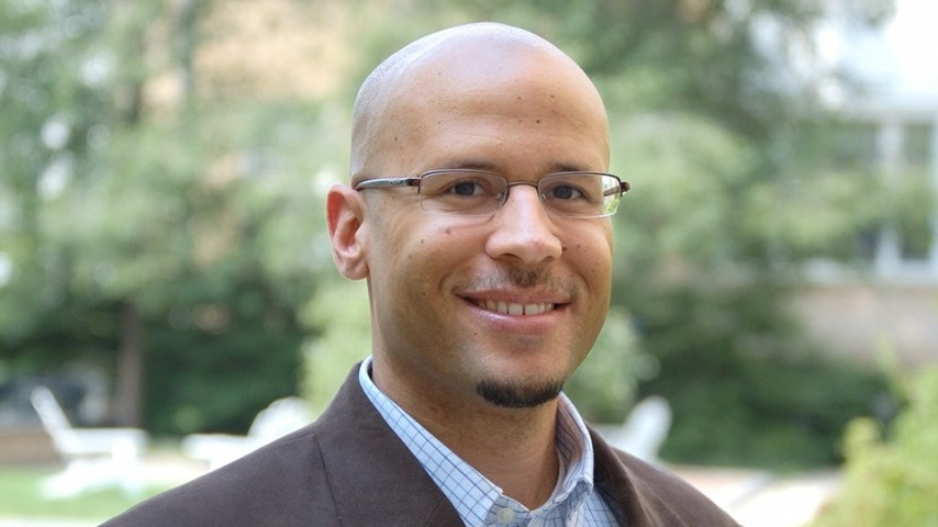 Dr. Anthony Burrow, director of the Program for Research on Youth Development and Engagement
