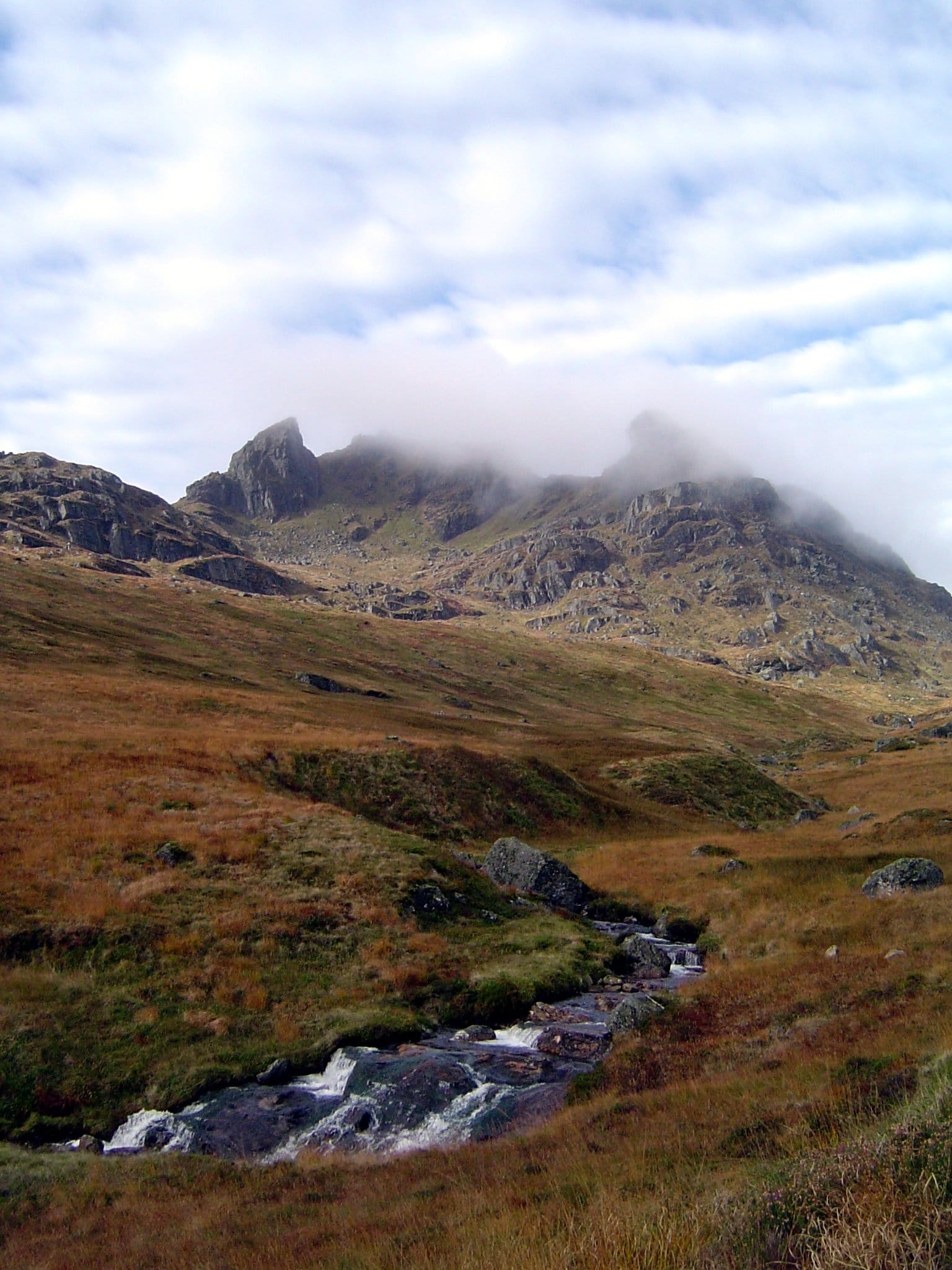 """The Cobbler / Ben Arthur"" by Dr. Nils Wiese, licensed CC BY-NC 2.0."