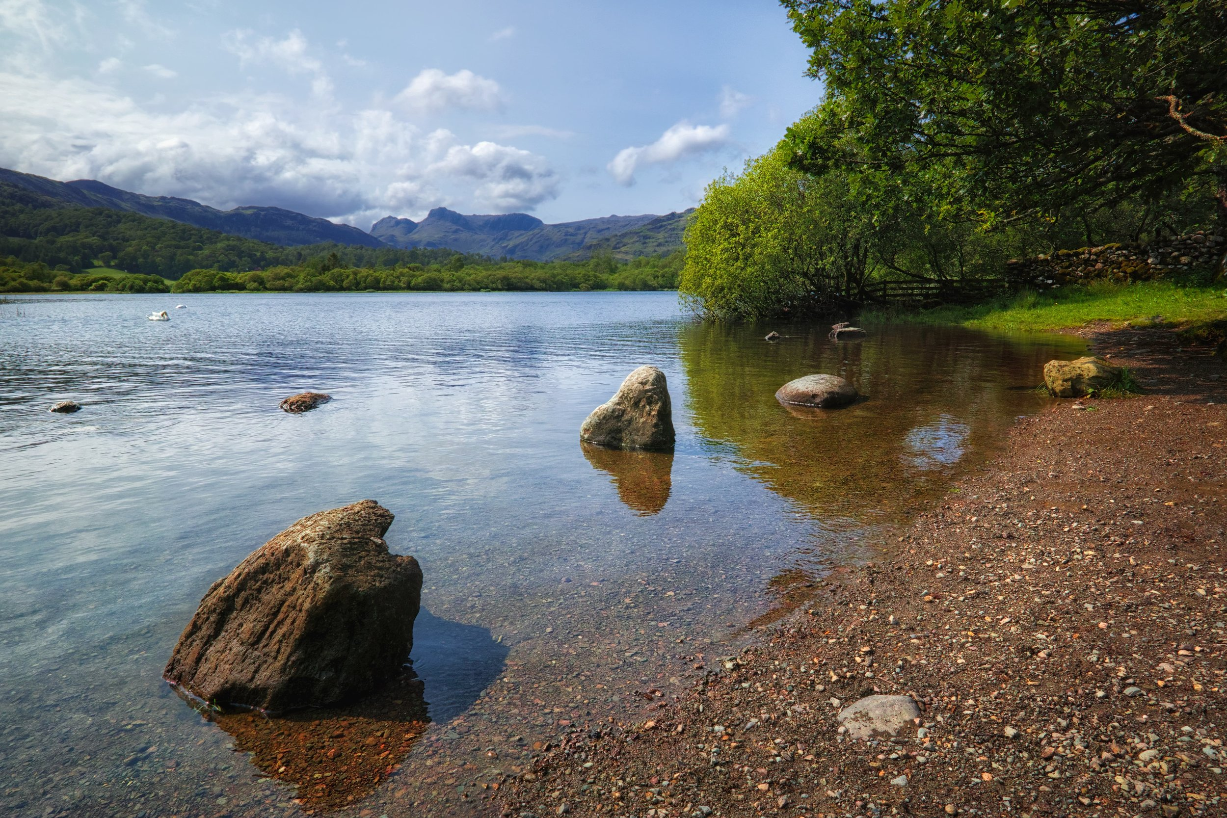 Like most Lake District/Cumbrian/Northern England place names, Elter Water gets its name from Old Norse, the language of the Vikings. Read the rest of this blog post here  https://www.iancylkowski.com/blog/2019/6/13/happier-times