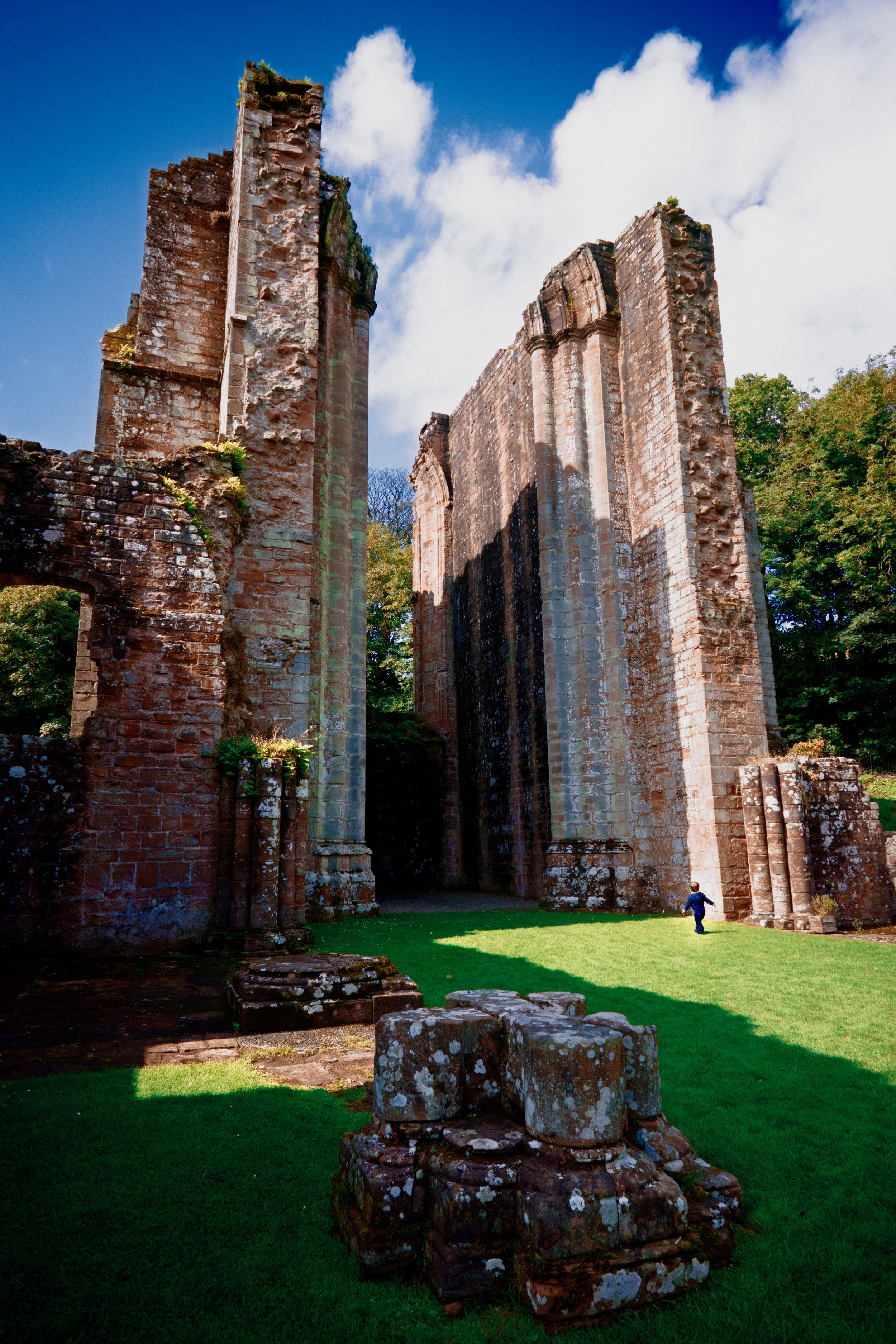 Lisabet and I have visited quite a few abbey ruins in our time, and there's a common feeling we experience when visiting them: a sense of peace. Read the rest of this post here  https://www.iancylkowski.com/blog/2019/8/17/the-peace-of-time