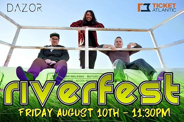 4 weeks until Riverfest!! What songs are you hoping we'll play? 🎸😵
