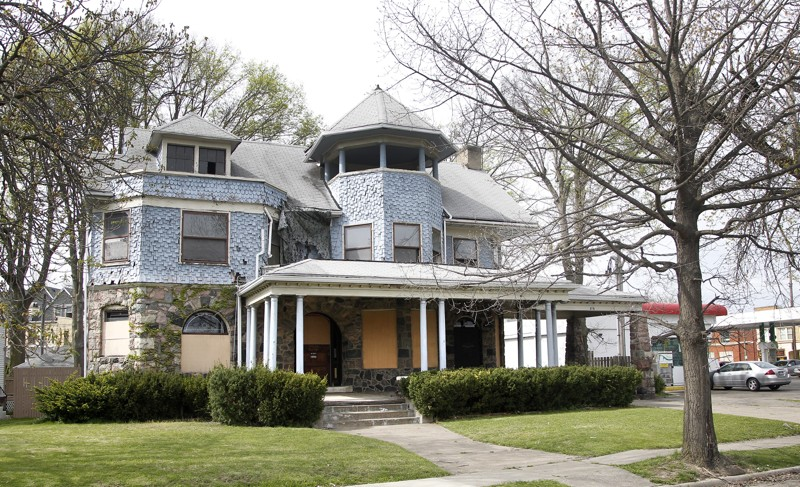 Governor Cox's Mansion could be yours!