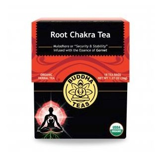 Root Chakra Tea -