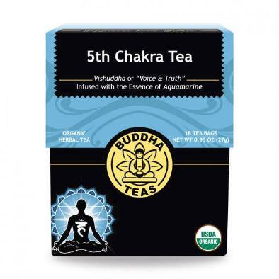 Throat Chakra Tea -