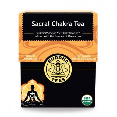 Sacral Tea Currently Sold Out -
