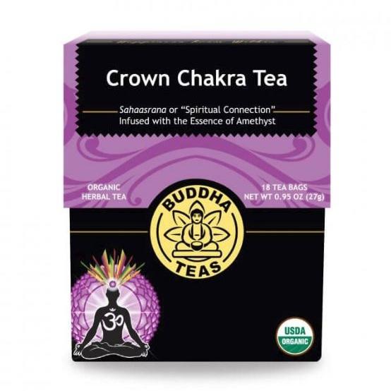 Crown Chakra Tea -